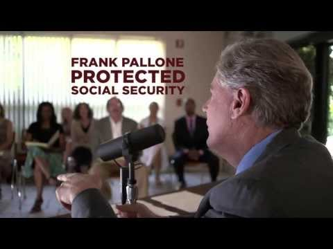 Pallone for Senate - You can Count on Frank