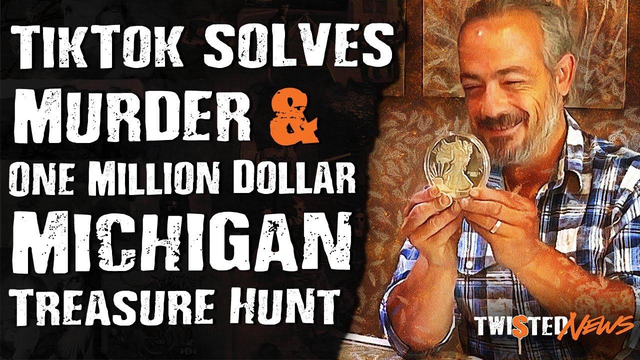Tik Tok Solves Murder & Million Dollar Michigan Treasure Hunt - Scary News