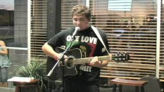 Download Alec singer/songwriter performing a original at Java Worx open mic MP3 song and Music Video