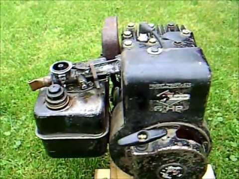 Modified briggs stratton 5hp youtube for Briggs and stratton 5hp motor