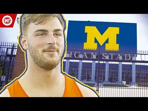 Michigan Football: Jake Butt | No Days Off