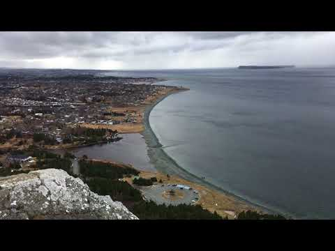 A view of conception bay south from topsail bluff