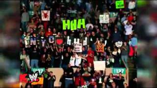 WWE's Greatest Moments  Triple H makes return at MSG