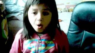 Download 7 Year Old Girl Singing Hey Soul Sister By Train MP3 song and Music Video