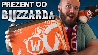 Unboxing PREZENTU od BLIZZARDa!