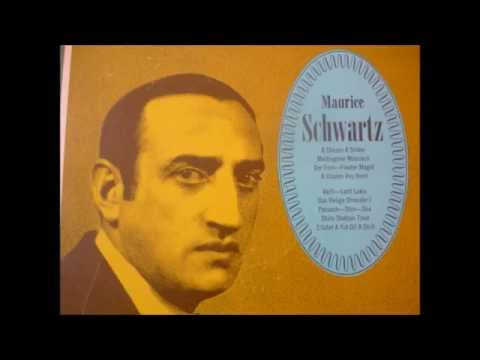 Maurice Schwartz - S'Fuhrt A Yid Oif A Shiff (Yiddish Song)