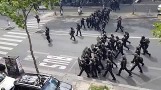 manifestation 1er mai 2017 Paris