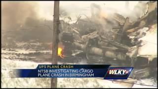 Investigation continues after UPS cargo plane crash