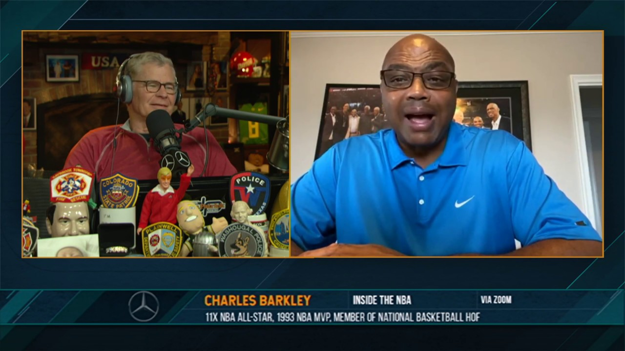 Charles Barkley on the Dan Patrick Show (Full Interview) 05/26/20