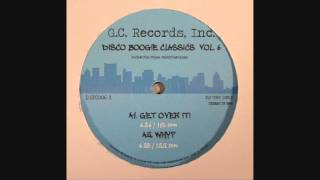 Disco Boogie Classics Vol.6 - Get Over It!