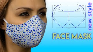 How To Make a Face Mask Face Mask Sewing Tutorial Face Mask Pattern
