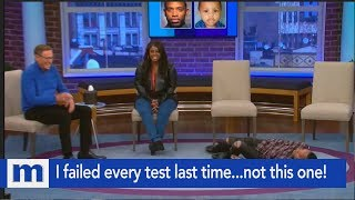 I failed every test last time...But not this time! | The Maury Show