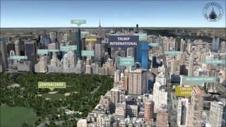 Trump International, 1 Central Park West, New York, NY