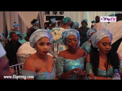 ADEKUNLE GOLD AND LIL- KESH ROCK  BUSOLA & TOSIN'S WEDDING (Nigerian Lifestyle & Entertainment)