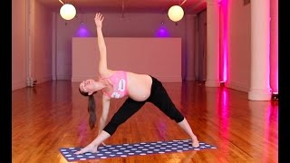 Home Stretch Yoga Flow
