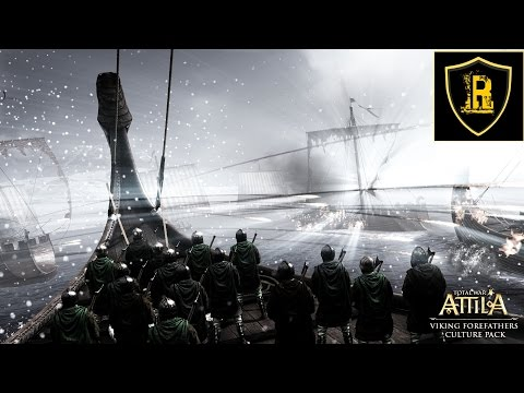 Total War: Attila Морские бои