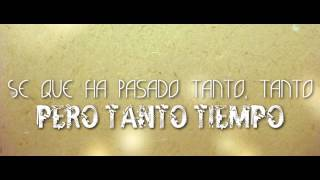 Marcelo David - Quiero Volver (Lyrics Video)