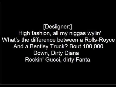 Tyga - Gucci Snakes ft. Desiigner (Lyrics)