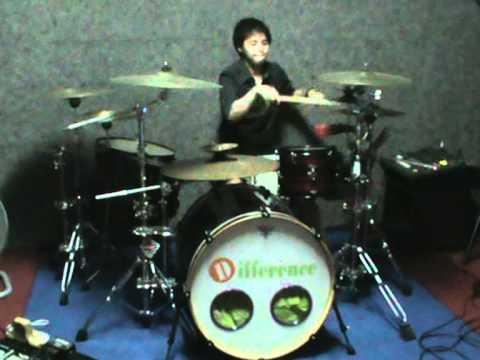 drum cover เพลง วิทลัยหลายใจ by dreammi