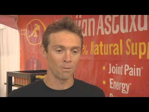Hawaiian Astaxanthin For Professional Athletes Testimonial With Tim Marr | Nutrex Hawaii