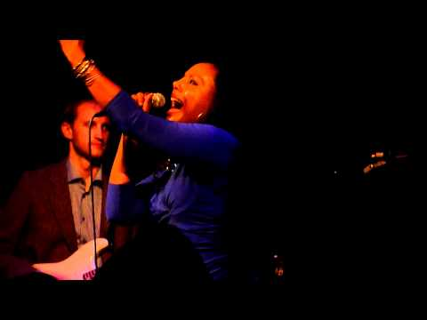 Adriana Evans - Hey Brother - Live in London - June 2011