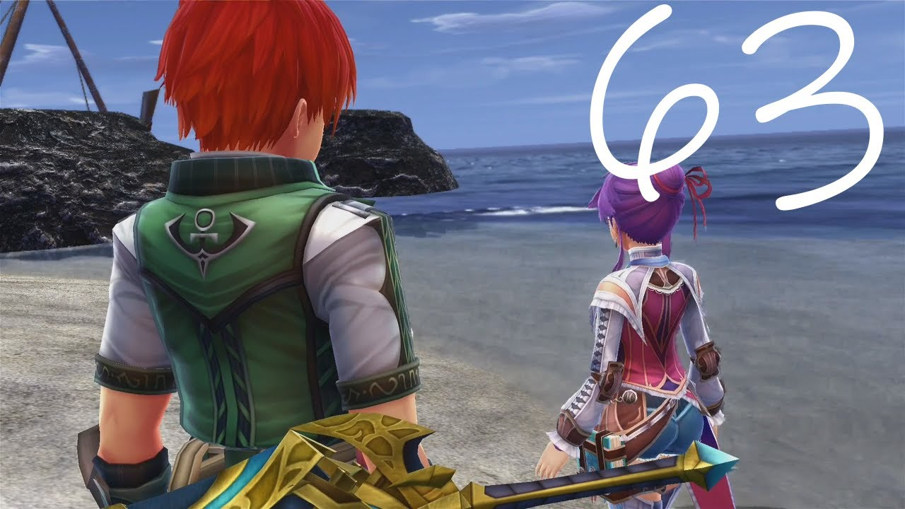 Lets Play Ys VIII Lacrimosa Of Dana Part 5 Making some