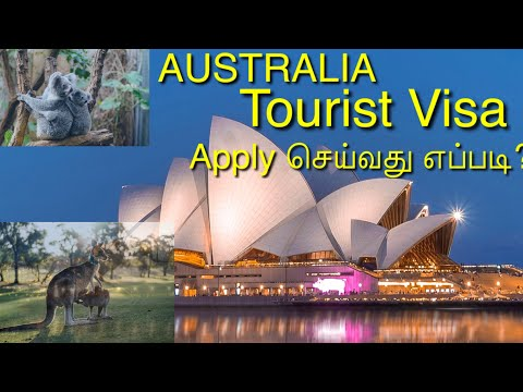 How To Apply Australia Visitor Visa 600  Process And Documents Required  Australia Tamil Express