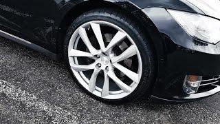 Tesla 21 Inch Arachnid Wheels
