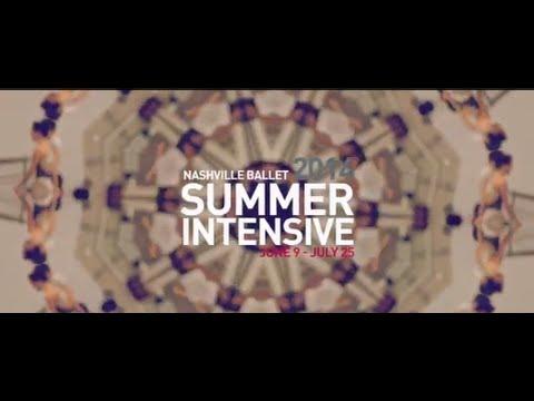 Nashville Ballet Summer Intensive 2014