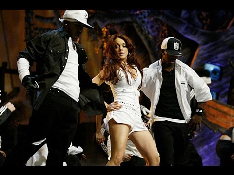 Lindsay Lohan - Dance Performace Live At MTV Movie Awards 2004
