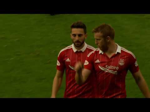 HALF TIME: Rangers 0:1 Aberdeen 17 May