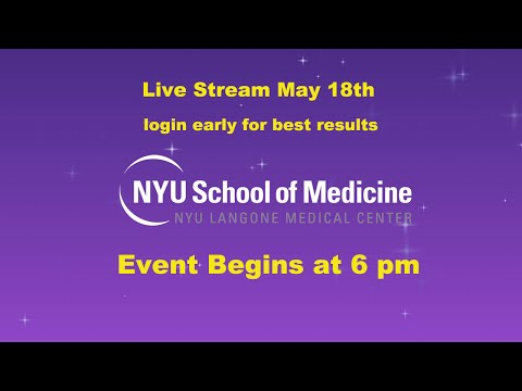 NYU Medical School Graduation 5-18-16