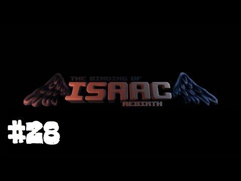 Isaac Rebirth Ep28: The cool girl Magi