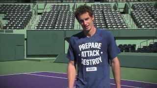 HEAD - Upgrade Your Game With Andy Murray Part 3