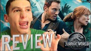 JURASSIC WORLD: FALLEN KINGDOM - Movie Review thumbnail