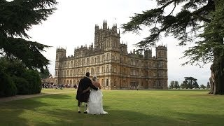 Highclere Castle Wedding