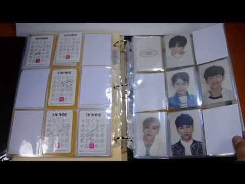 2017 Photocard Collection - First Quarter (Over 1,000 + official Photocards)