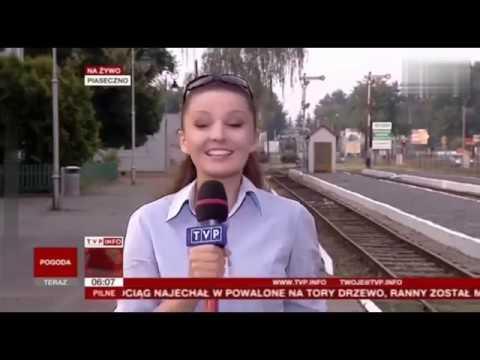 😂 Śmieszne momenty w telewizji polskiej  NAJLEPSZE WPADKI NA ZYWO