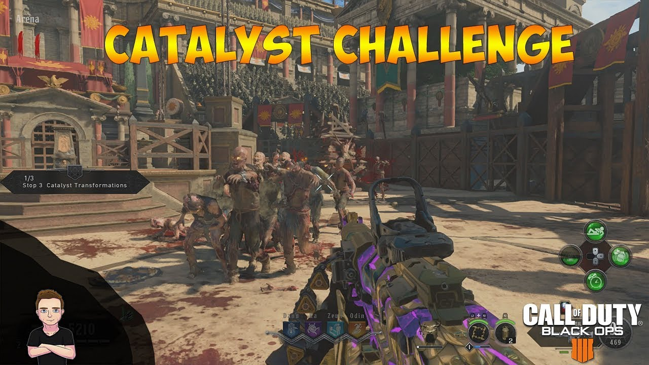 call of duty black ops 4 stop 3 catalyst transformations
