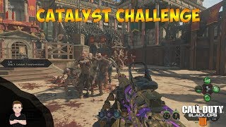 "How to complete the ""Stop 3 Catalyst Transformations"" Challenge - Call of Duty Black Ops 4 Zombie"