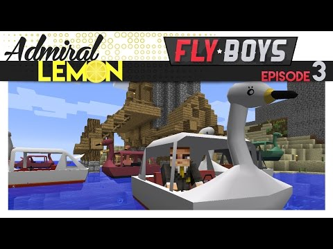FLYBOYS - E3 - Big Lemon's Swan Boat Emporium and Taco Bar