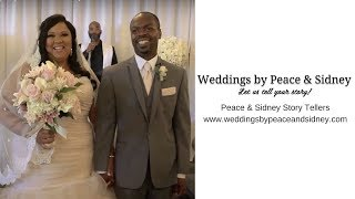 Janell & Ryan  - Weddings By Peace & Sidney