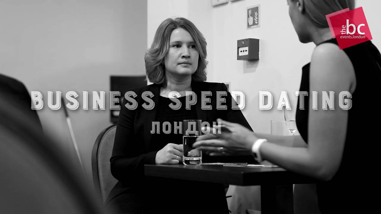 black and white speed dating london