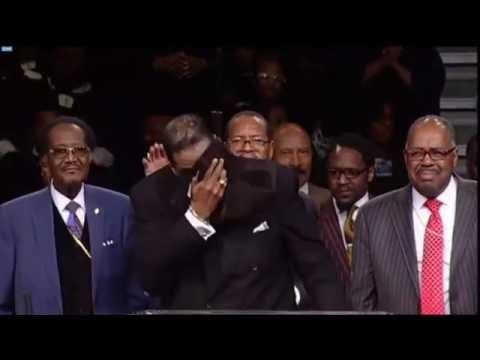 Pray For COGIC General Board Member Bishop J. Drew Sheard!