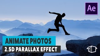How to Animate a Photograph - After Effects Tutorial