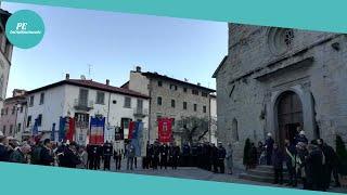 Polizia Municipale, celebrato il patrono San Sebastiano a Bagno di Romagna
