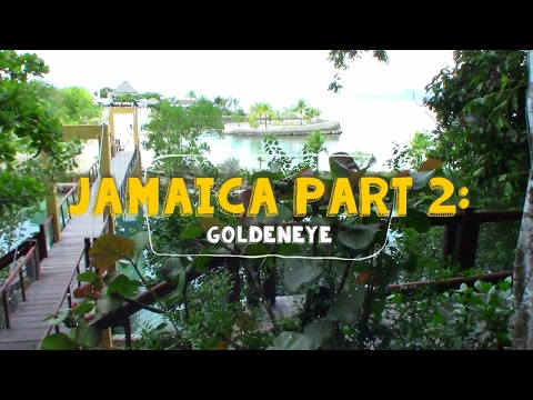 Jamaica Part 2: Goldeneye Tour and Review| The Renaissance Beard Travels Ep. 4