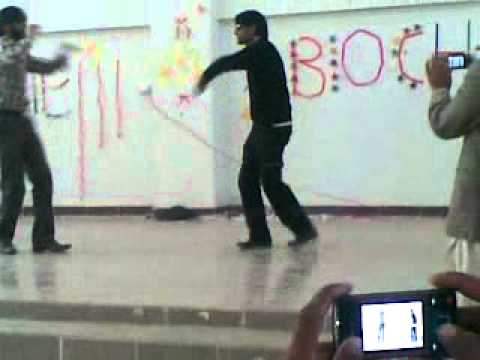 hazara university biochemistry ( khawar & kamran dance with monni songs).mp4