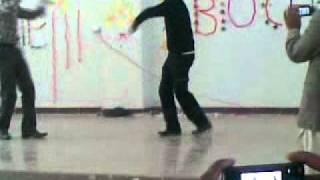 hazara university biochemistry ( khawar & kamran dance with monni songs).mp4