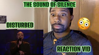 Deon Reacts to Disturbed - The Sound Of Silence